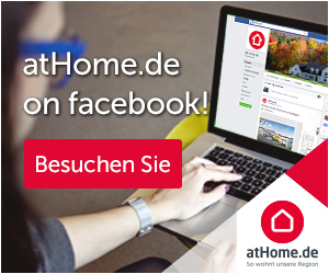 atHome.de on facebook!