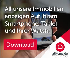 All unsere Immobilien anzeigen Auf Ihrem Smartphone, Tablet und Ihrer Watch!
