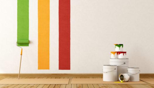 Farbe oder Tapete?