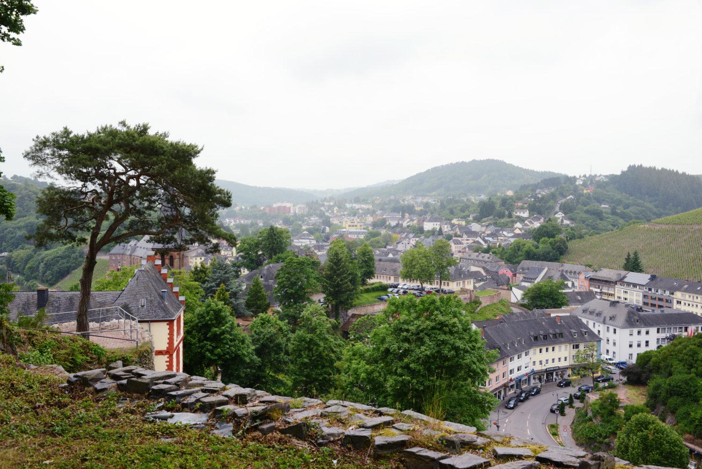 Saarburg: ein gemütliches Ort