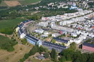 Der Petrisberg – ein Berg im Wandel