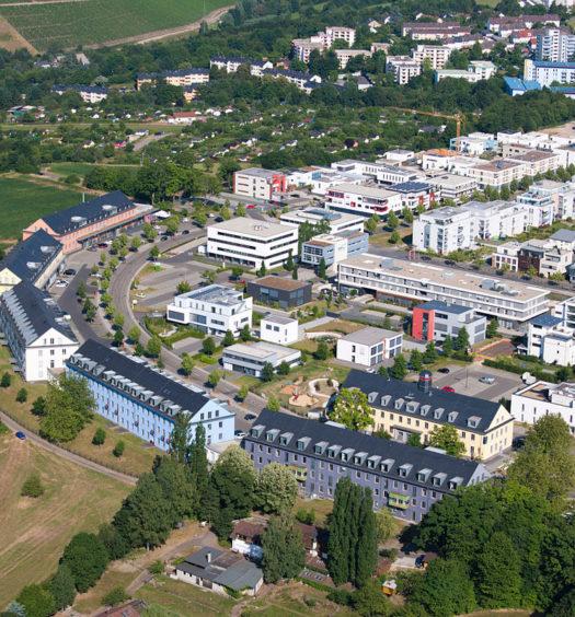 Petrisberg Trier