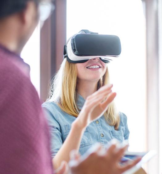 Kollegen die der 3D Tour nutzen können