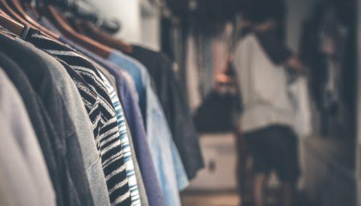 Der begehbare Kleiderschrank