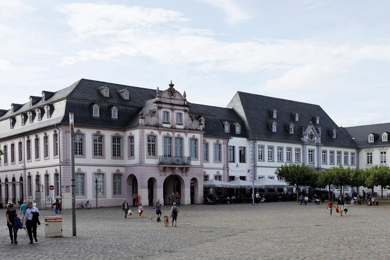 Domplatz in Trier