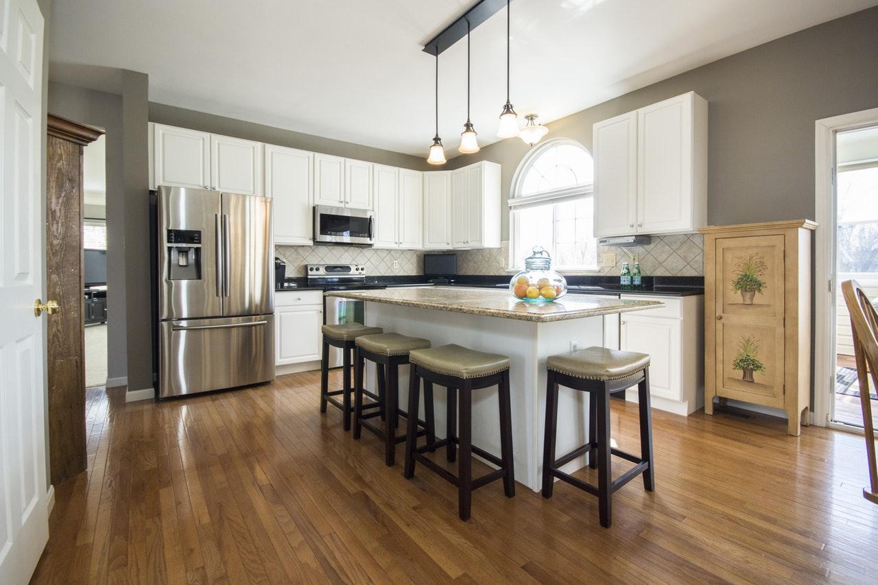 ▷ Alte Küche neu gestalten | atHome