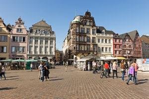 Mariahof, Trier