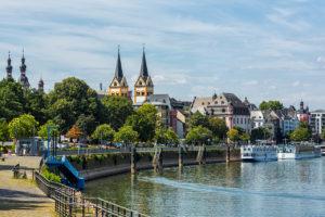 Wohnen in Koblenz