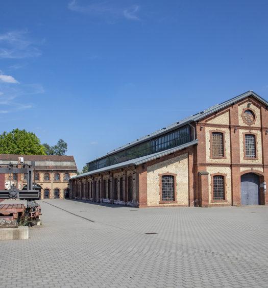 Halle in St. Ingbert
