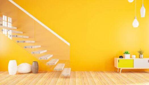 Farbskala für Wohnräume