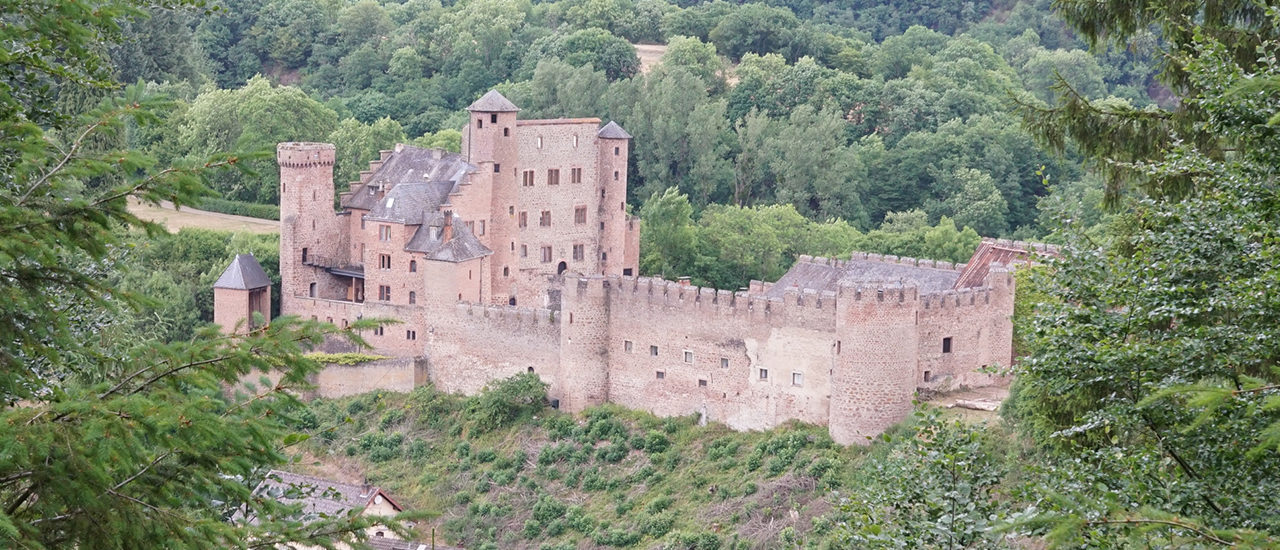 Schloss Hamm bei Bitburg