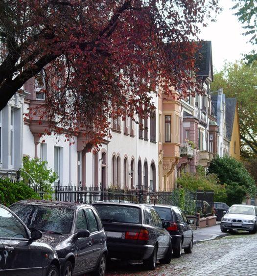 Strasse in Trier
